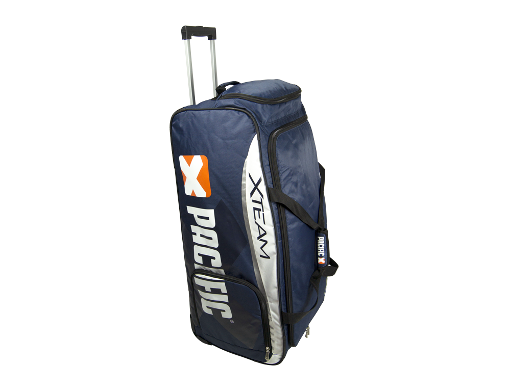 X TEAM TRAVEL BAG - KOLIESKA
